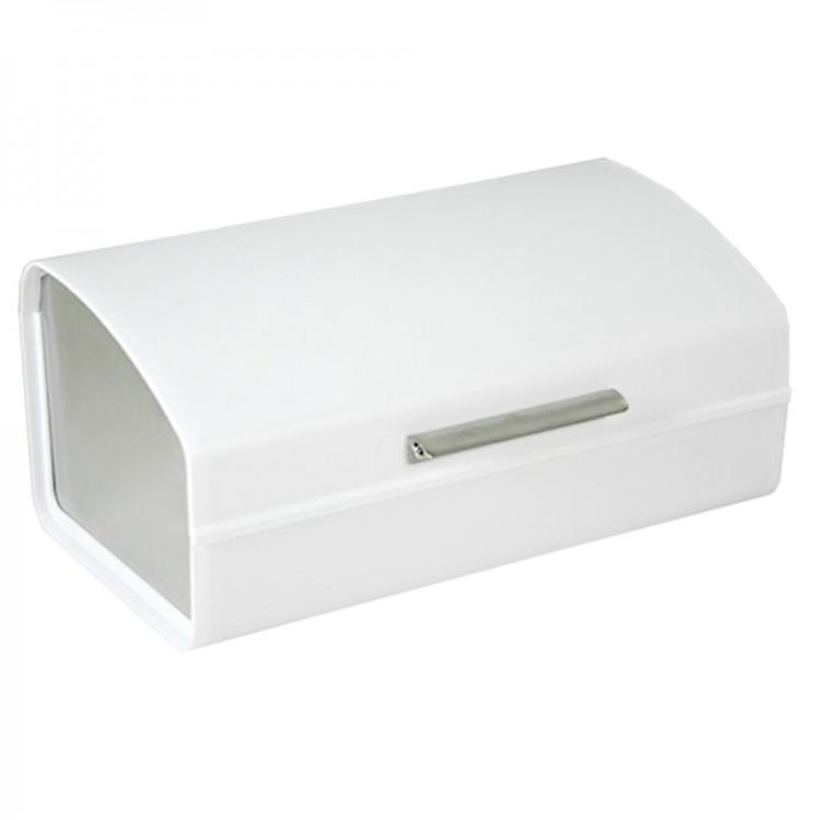 Panera blanca en acrílico y metal (37x20x16 cm)