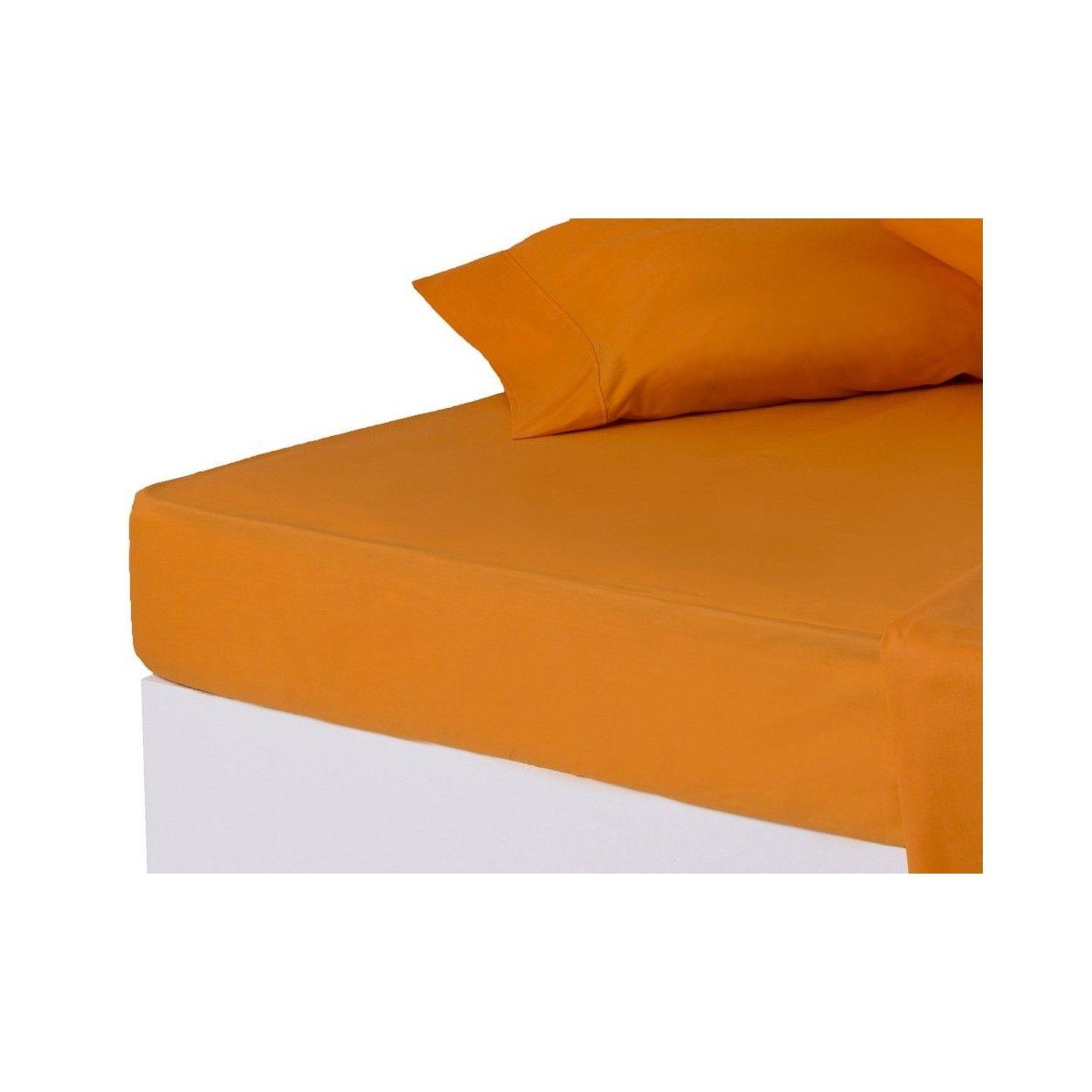 s bana bajera naranja cama 150 cm hogar y m s