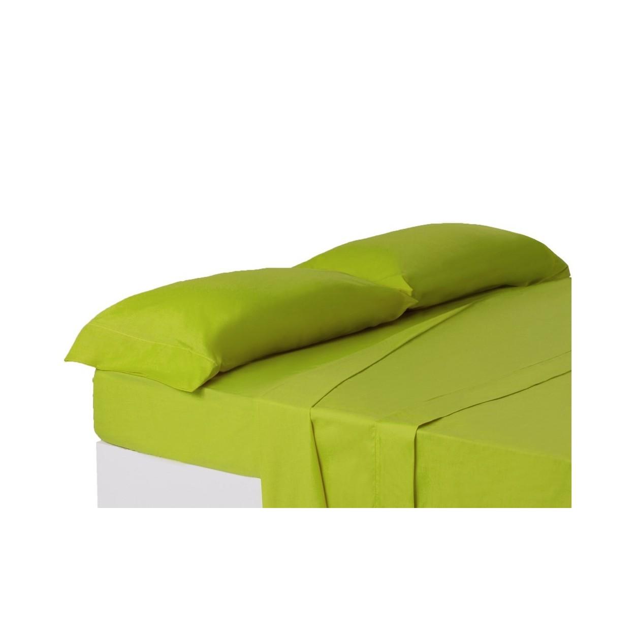 Funda de almohada cama 150 cm verde hogar y m s - Funda almohada 150 ...