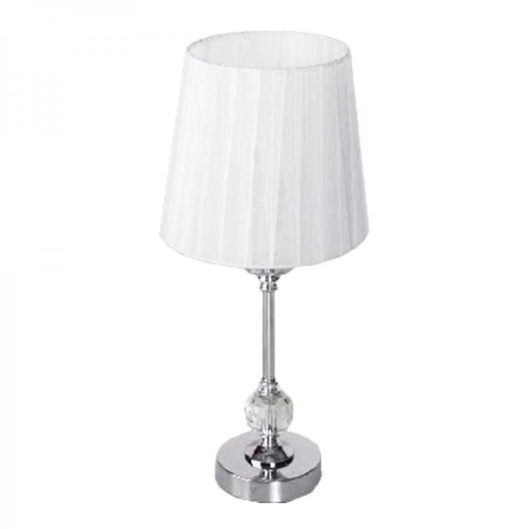 Lámpara de mesa, acrílico y metal