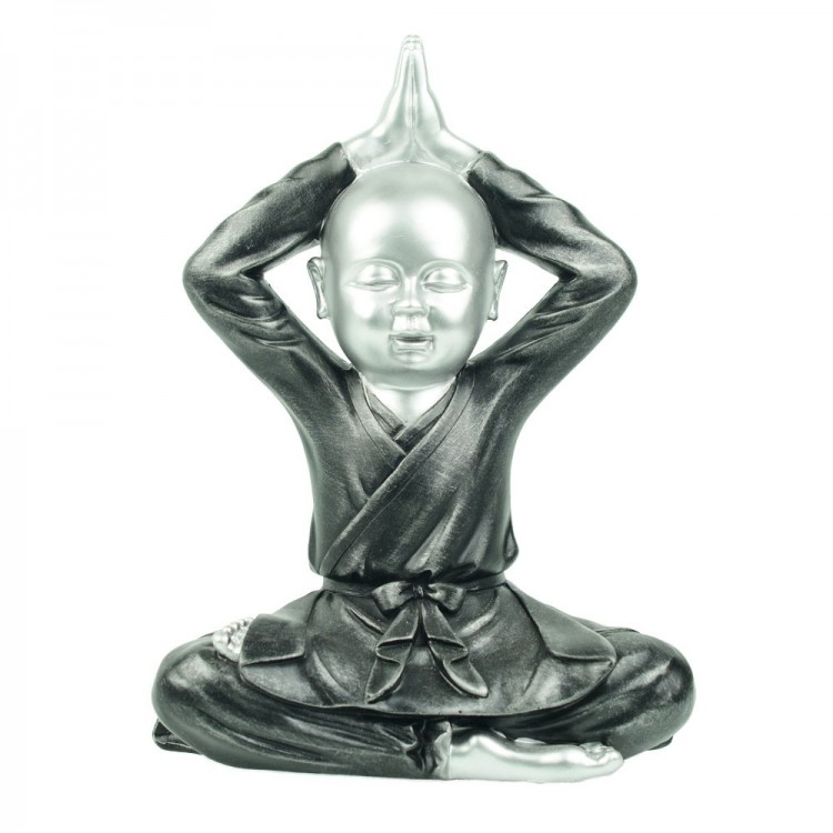 Figura niño tibetano (25x18)