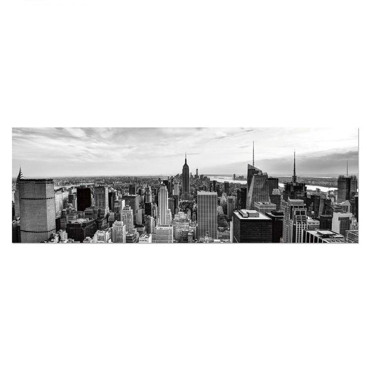 Cuadro para salón foto impresión USA New York Empire-State. Amazing and seductive new york. Love new york 240x80 cm.
