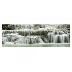 Cuadro de cascadas 180 x 60 cm