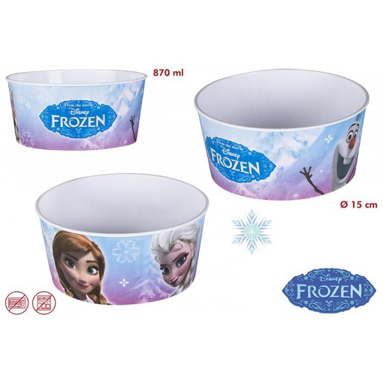 Cuenco Frozen de melamina (870 ml)