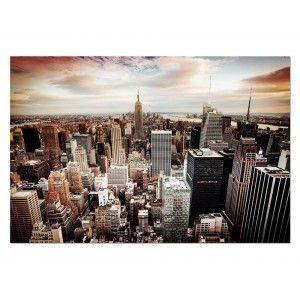 Cuadro fotoimpresión New York (120x3x80 cm)
