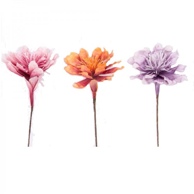 Flor artificial eva acolchada, Hogar y Mas