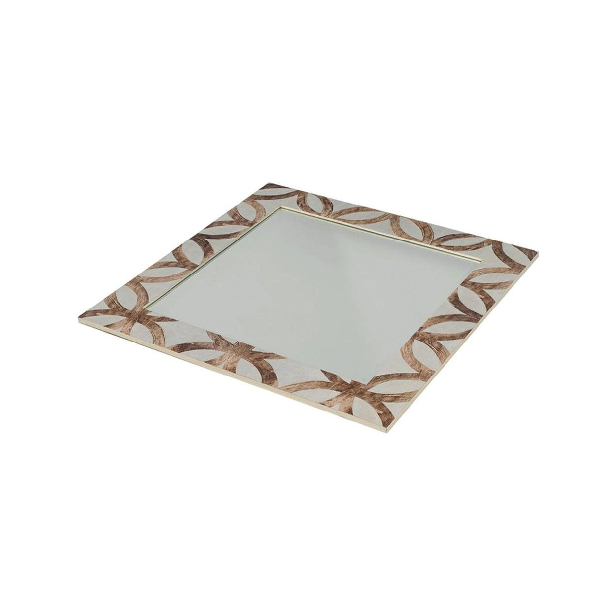 Espejo atenea 70 x 70 cm hogar y m s for Espejo 70 mendoza