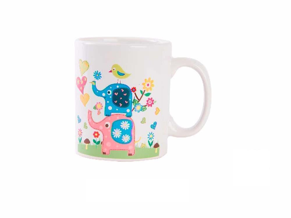"Taza ""mug"" en cerámica (11x8x10)"