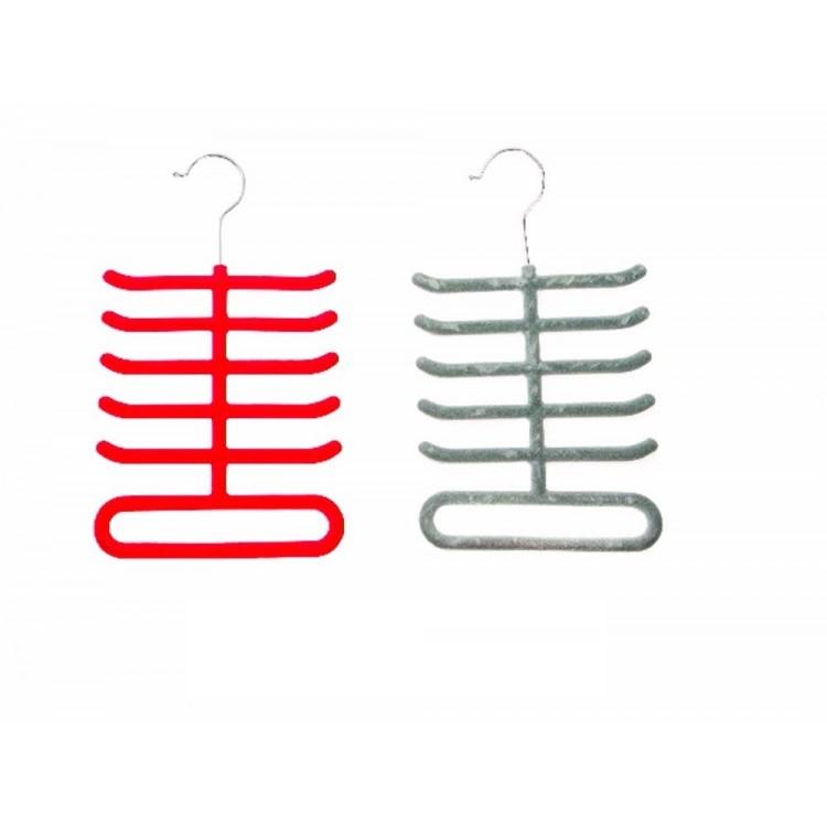 Percha para corbatas-pañuelos-bufandas (16x28 cm)