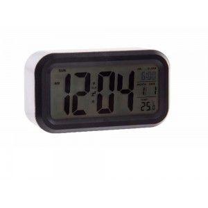 Reloj despertador digital (13,5x4,8x7,4)