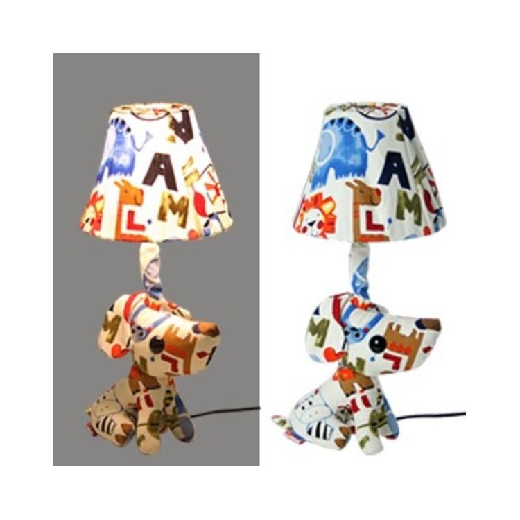 Lámpara de Sobremesa mod. Perro (42x22x17 cm)