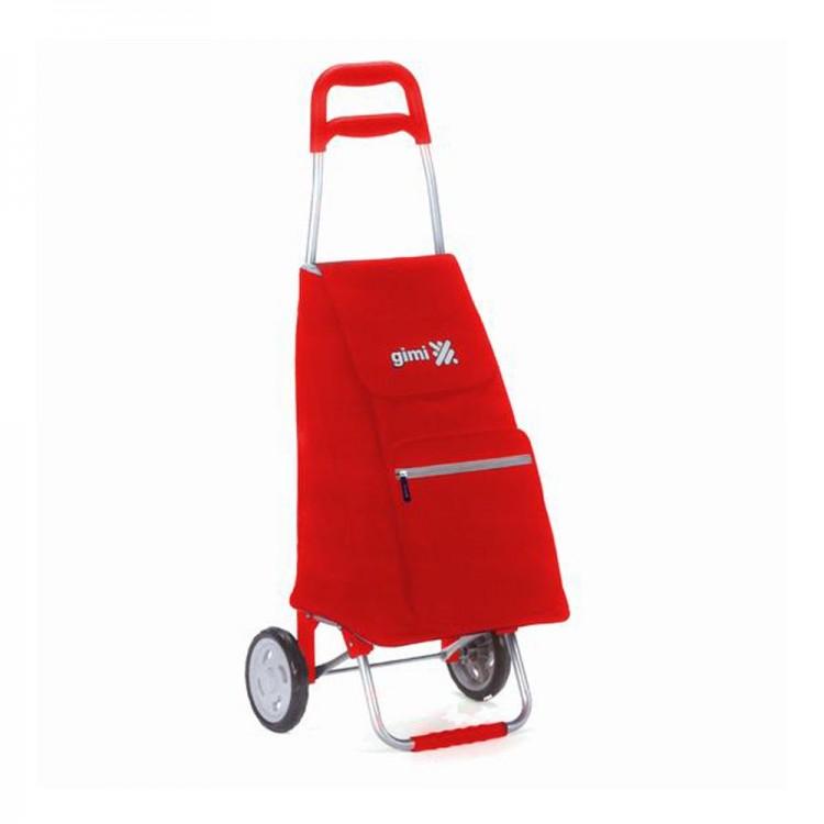 Carro Compra Rojo (36x86 cm)