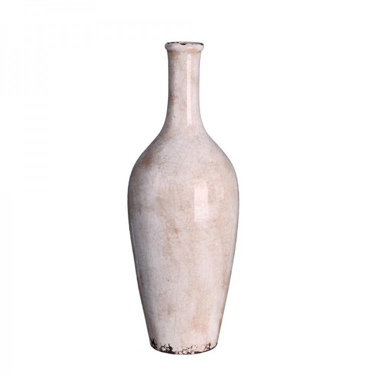 Jarrón de cerámica (15,50x15,50x47)