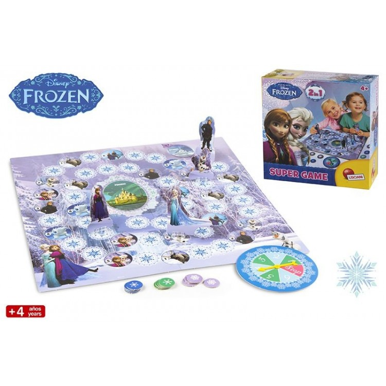 Juego de mesa infantil frozen hogar y m s - Mesa resina infantil ...
