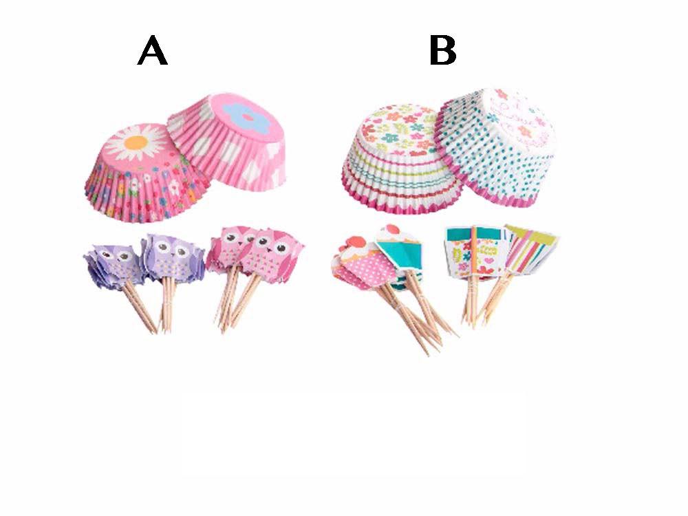 Molde para cupcakes (11,5x5)