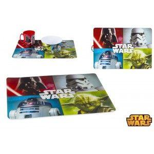 Mantel individual Star Wars