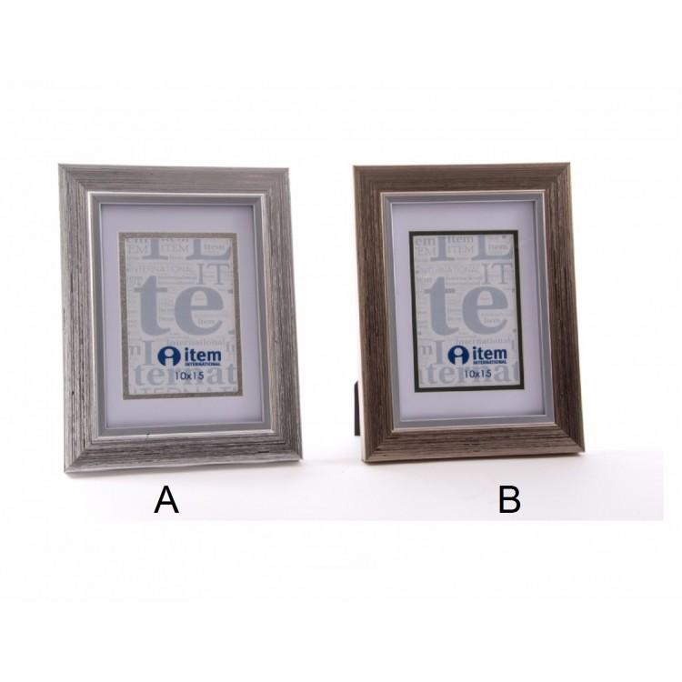 Portafotos de madera (13x18 cm)