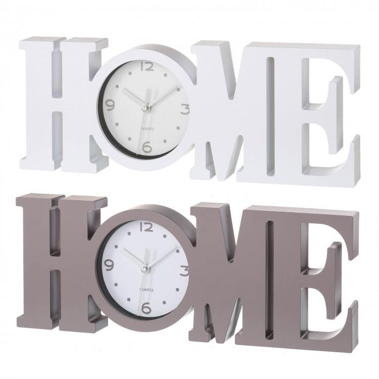 Reloj modelo home , Hogar  y Mas