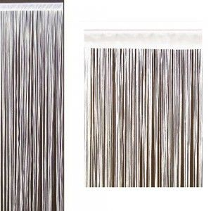 Curtain wire white (90x200 cm)