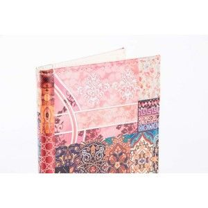 Porta - Documentos de Pvc (13x21x7 cm) Colorful