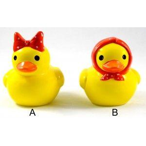 Piggy bank Children Ceramic Duckling (10x9x10 cm) 2 models