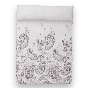 Quilt bouti - floral Pattern (260x240 cm)