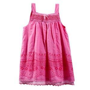Vestido de niña Rosa lacito (Tallas 12,18,24,36 meses)