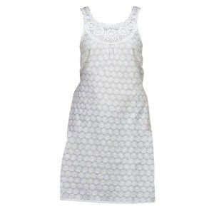 Dress Spinning color White (Sizes S,M,L,XL)