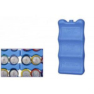 Acumulador de frío para latas