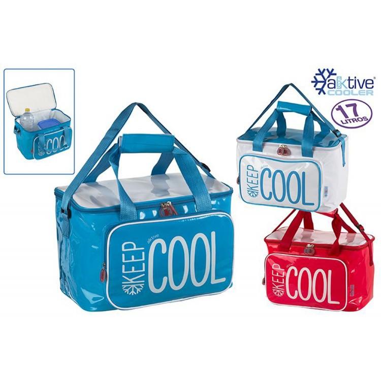 """Bolsa térmica - """"Keep Cool"""" (36x21x22 cm)"""