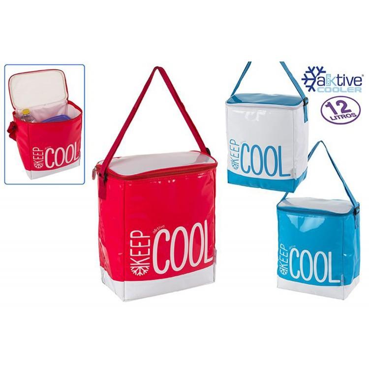 """Bolsa térmica - """"Keep Cool"""" (27x16x15 cm)"""