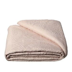 Quilt bouti polyester beige (240x260)