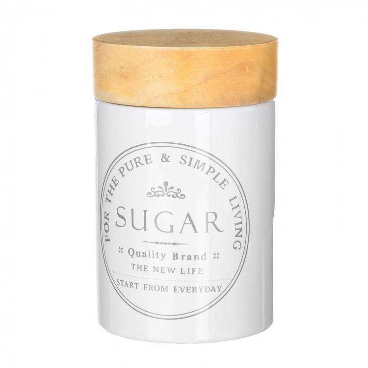 Tarro de almacenaje para azucar (10x10z15.5)