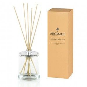 Aroma diffuser in Glass 180 Ml. Mango and apple