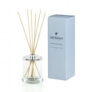 Aroma diffuser in Glass 180 Ml. The lotus and Patchouli
