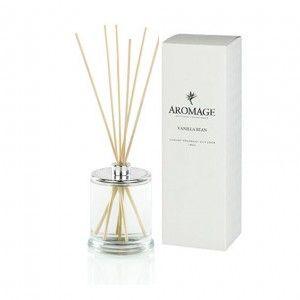 Aroma diffuser in Glass 180 Ml. Vanilla