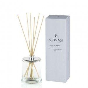 Aroma diffuser in Glass 180 Ml. Coconut