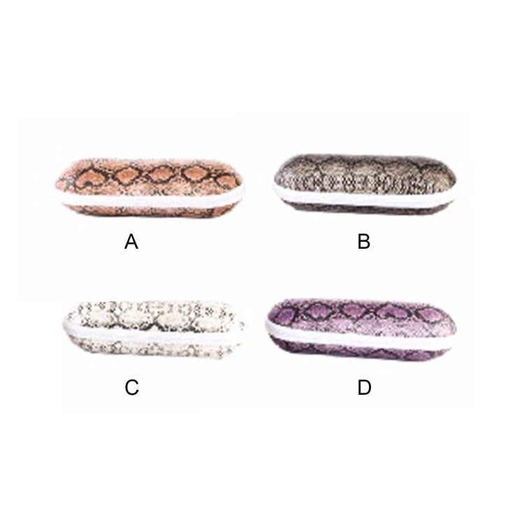 Estuche 2 en 1 Gafas - pastillero (20x6x6.4 cm) Animales. 4 modelos
