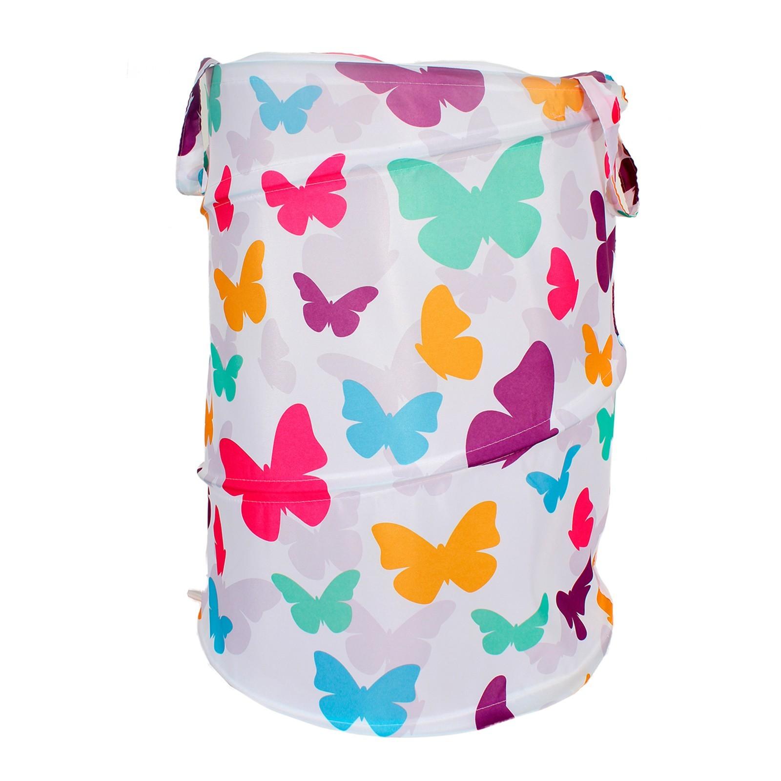 Pongotodo to the bathroom, model butterflies
