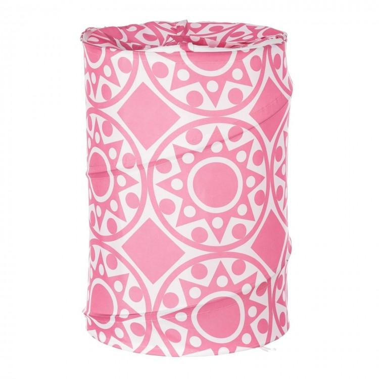 Pongotodo para el ba o rosa tnico hogar y m s for Accesorios bano rosa