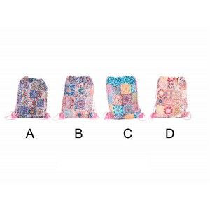 Backpack bag polyester - Model tiles