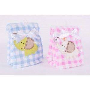Blanket infant baby - 2 Colours