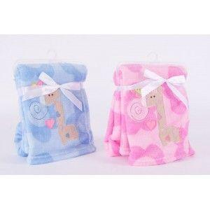 Blanket infant baby - Giraffe Model