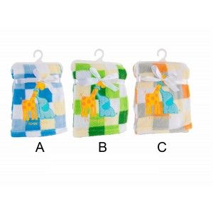 Blanket infant baby - 3 Models