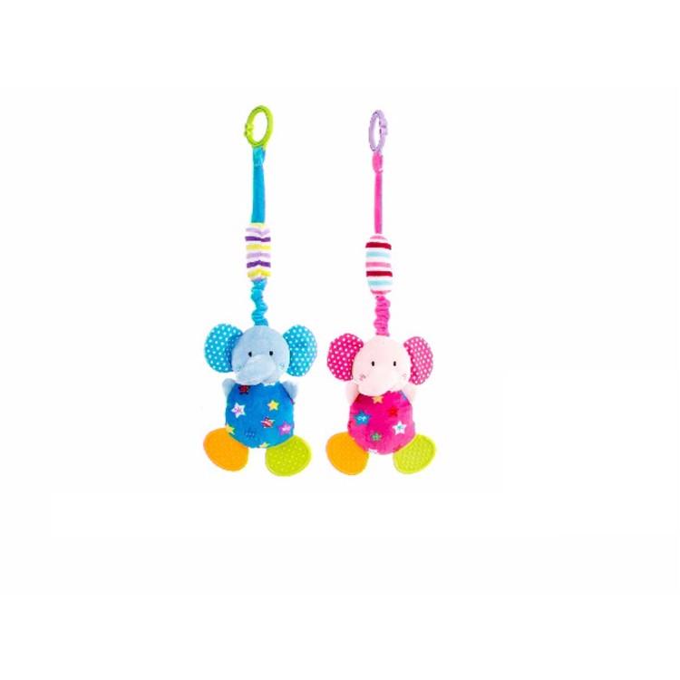 Peluche musical infantil - Modelo Elefante