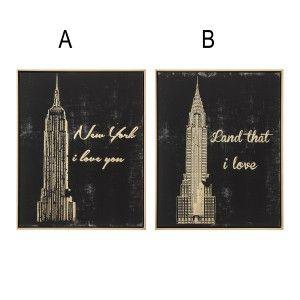 Cuadro LIenzo impresión modelo New York