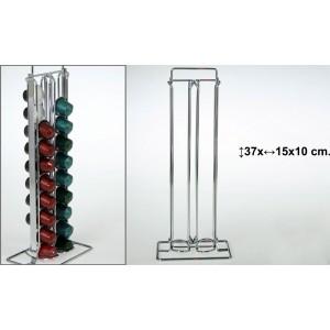 Porta capsules Nesspresso acrylic.
