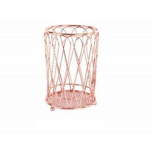 Cubertero-chrome metal - copper Color