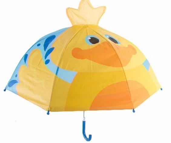 Umbrella children's duck