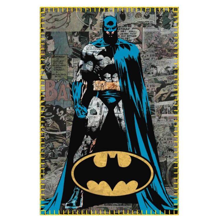 Manta polar infantil,  Batman